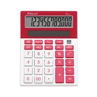 Rexel Joy Calculator Pretty Pink Pack of 1 2104233