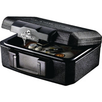 Master Lock Fire Resistant Chest 5 Litre Black L1200