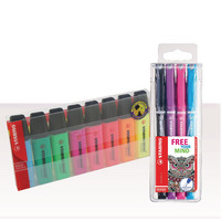 Stabilo Boss Pen Assorted with FOC Sensor SS811649