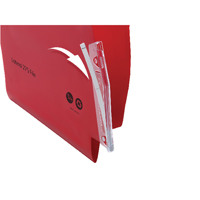 Rexel Crystalfile Lateral 275 Filing Tabs (Pack of 50) 78365