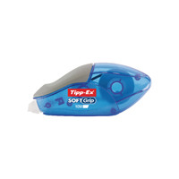 Tipp-Ex Soft Grip Correction Tape 10m Pack of 10 895933