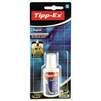 Tipp-Ex White Rapid Correction Fluid 20ml 8012879