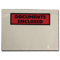 Documents Enclosed Self-Adhesive A7 Document Envelopes (Pack of 100) 9743DEE01
