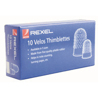 Thimblettes Size 00 Pack of 10 VL20303