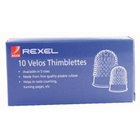 Thimblettes Size 0 Pack of 10 VL20304