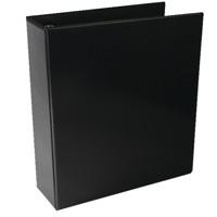 Black 65mm 4D Presentation Ring Binder (Pack of 10) WX70297