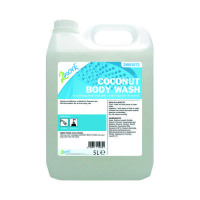 2Work Coconut Body Wash 5L 2W01072