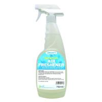 2Work Air Freshener Trigger Spray Spring Fresh 750ml 2W03971