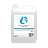 2Work Antibacterial Hand Wash 5 Litre 2W03975