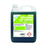2Work Economy Washing Up Liquid 5 Litre 2W04170