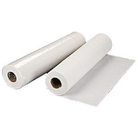 2Work 2-Ply Hygiene Roll 500mmx40m White (Pack of 9) 2W70623