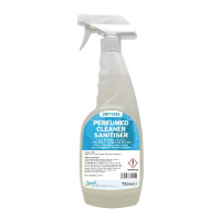 2Work Perfumed Spray Wipe Sanitiser 750ml 2W71455