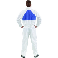 3M Basic Protective Coverall Breathable Extra Large White 4520XL