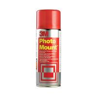 3M PhotoMount Aerosol Adhesive 400ml PHMOUNT