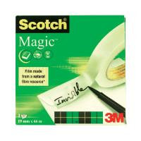 Scotch 19mmx66m Magic Tape 8101966