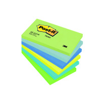 Post-it 76x127mm Dream Colours Notes (Pack of 6) 655MT