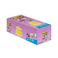 Post-it Super Sticky 7x76mm Z-Notes C Yel (Pack of 20) R330-SSCY-VP20