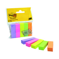 Post-it Assorted Page Markers (Pack of 500) 670-5