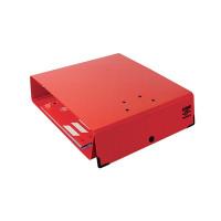Arianex Double Lever Arch File A4 Red DA4R