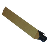 Triangular Postal Tube Self Seal 500 x 100 x 60mm (Pack of 25) 48244