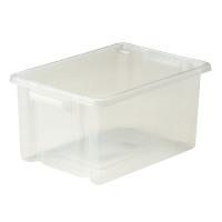 Strata Midi Storemaster Box 14.5L Clear HW044-CLEAR
