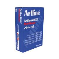 Artline 400 Medium Yellow Bullet Tip Paint Marker (Pack of 12) A4006