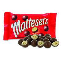 Mars 37g Maltesers Pack of 40 (No artificial colours, flavours or preservatives) 100533