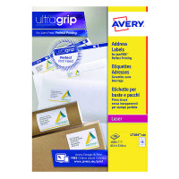 Avery Quickpeel L7164-100 Laser Address Labels (Pack of 1200) L7164-100