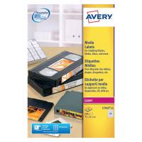 Avery Mini Data Cartridge Label 72mm x 21.15mm (Pack of 600) L7665-25