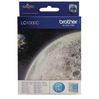 Brother LC1000C Cyan Inkjet Cartridge LC-1000C