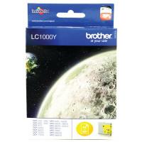 Brother LC1000Y Yellow Inkjet Cartridge