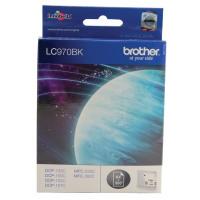 Brother LC970BK Black Inkjet Cartridge LC-970BK