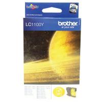 Brother LC1100Y Yellow Inkjet Cartridge