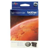 Brother LC-1100 High Yield Black Inkjet Cartridge LC1100HYBK