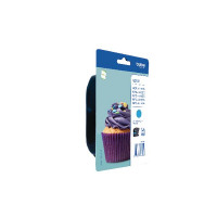 Brother LC123C Cyan Ink Cartridge LC-123C