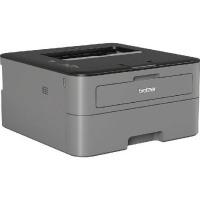 Brother HL-L2300D Compact Mono Laser Printer Grey HLL2300DZU1
