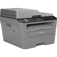 Brother MFC-L2700DW Compact Mono Laser All-in-One Printer With Fax Wireless Grey MFCL2700DWZU1