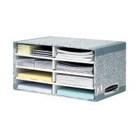 Bankers Box System Desktop Sorter Grey (Pack of 5) 08750