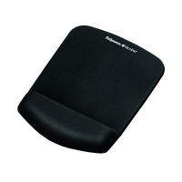 Fellowes PlushTouch Mouse Pad Black 9252003
