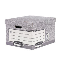 Fellowes Heavy Duty Bankers Box Large W380 x D430 x H287mm (Pack of 10) Buy 2 Get 1 Free BB810457