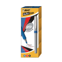 Bic Grip Rollerball Pen Assorted 944139