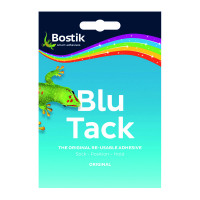 Bostik Blu Tack 60g Handy (Pack of 12) 30813254