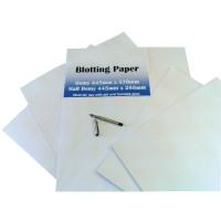 White Blotting Paper Full Demy 445 x 570mm Pack of 50 BPW445