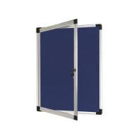 Bi-Office External Display Case 670x934mm Blue VT630107760