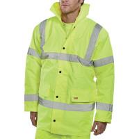 Constructor Jacket Saturn Yellow Medium CTJENGSYM