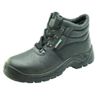 Mid Sole 4 D-Ring Boot Black Size 10 CDDCMSBL10