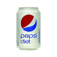 Diet Pepsi Cans 330ml (Pack of 24) 202428