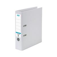 Elba A4 White Plastic Lever Arch File 100080902
