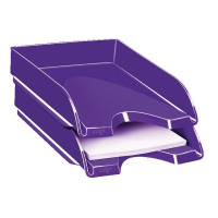CEP Pro Gloss Letter Tray Purple 200GPURPLE
