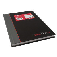 Collins Ideal Casebound A5 Notebook Ruled Feint 192 Pages 468R
